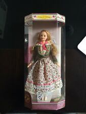 1998 Austrian Barbie Dolls Of The World Collector
