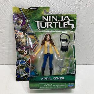 Playmates Toys Ninja Turtles TMNT Movie 2014 April O'Neil Action Figure