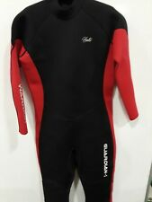NEW HERTO WETSUIT/RED/SIZE-3XL