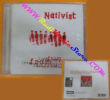 CD NATIVIST From..Italy LOUDBLAST LBR 001 SIGILLATO no lp mc dvd (CS51)