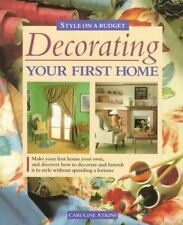Decorating Your First Home: Style on a Budget-ExLibrary