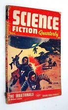 """Science Fiction Quarterly"" Vol 2 #5, November 1953 Pulp Magazine"