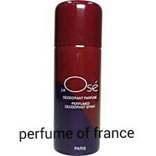 J'AI OSE 5.0 OZ PERFUMED DEODORANT SPRAY NEW