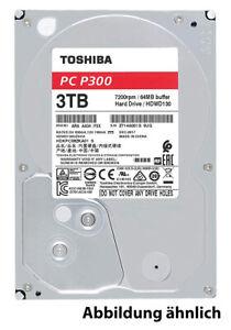 Toshiba P300 High-Performance 3TB, SATA 6Gb/s, bulk (HDWD130UZSVA)
