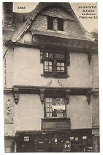 CPA 22 - SAINT BRIEUC (Côtes d'Armor) - 4585. Maison ancienne. Place au Lin