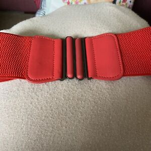 Womans Elasticated  Belt