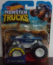 Hot Wheels Monster Trucks ~ Bigfoot ~ Die-Cast Vehicle