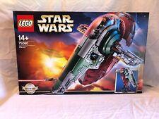 LEGO SLAVE 1 BOBA FETT UCS 75060 STAR CLONE WARS EMPIRE STRIKES BACK V HAN S NEW