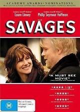 SAVAGES (2007) Laura Linney, Philip Seymour Hoffman DVD NEW