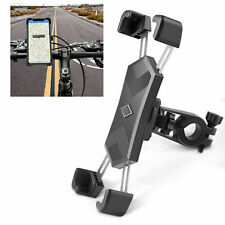 Universal Motorcycle MTB Bike Bicycle Cell Phone Holder Mount Handlebar GPS