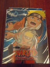 """Naruto CCG Cards Quest for Power """"Naruto A-1"""" (Blue) Starter Deck Set SEALED"""
