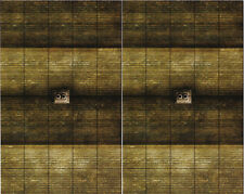 Dungeons & Dragons INN ROOFTOP Gamemastery D&D / Pathfinder Map Tiles - Rooftops