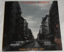 TIFFANY ANDERS funny cry happy gift LP j mascis PJ HARVEY out of print SEALED