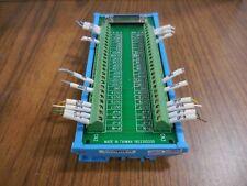 KMRMR ADAM-3952 SCSI-II & IDC Wiring Terminal For DIN-Rail (50-Pin, Rev A1 01-1)