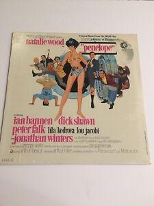 Penelpe Natalie Wood Bond 007 Crime Spy SEALED Record original vinyl album