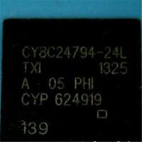 2pcs CYBC24794-24L CY8C2479424L TX1 CY8C24794-24L TXI CY8C24794-24LTXI QFN56 IC