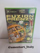 FUZION FRENZY (XBOX) NUOVO SIGILLATO NEW - PAL VERSION