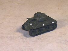 N Scale Military M-4 Sherman Tank
