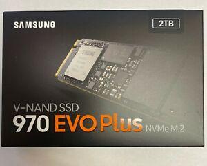 Samsung MZ-V7S2T0B/AM 970 EVO Plus NVMe M.2 2TB Solid State Drive