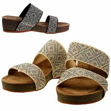 Dunlop Synthetic Casual Sandals & Beach Shoes for Women