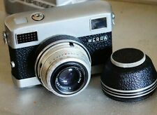Carl Zeiss Werra 1 Lovely 35mm Vintage Camera with Tessar 50mm f2.8 Lens
