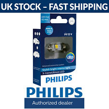 Philips Xtreme ultinon Festoon Bombilla LED C5W 4000K 43mm (single Bombilla)