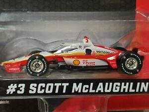 2020 Scott McLaughlin / Team Penske #3 Shell V-Power Nitro+ 1:64th Chev IndyCar