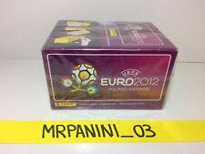 EURO 2012 Panini - BOX da 100 Pacchetti Figurine-stickers