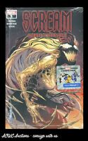 Marvel Comics - Scream: Curse of Carnage #1 (Walmart Variant) - Walmart 3 pack