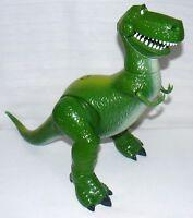 "Disney Pixar Toy Story Talking T-Rex 12"" Action Figure Green Dino"