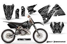 KTM 2001-2002 EXC 200/250/300/350/400/520 and MXC 200/300 GRAPHICS KIT BTS