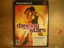Dancing With The Stars (Playstation 2) Used, Complete!