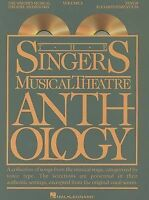 The Singer's Musical Theatre Anthology: Tenor by Hal Leonard Publishing...