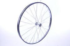 24 x 1 3/8 Junior Racing Bike Tourer Enfants Vélo Roue avant en acier chrome rim Nos