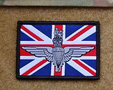 Parachute Regiment Full Colour Union Flag Patch UKSF