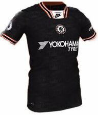 2019/20 Team Chelsea Football Club Black 3rd Stadium Jersey Soccer Small Premier