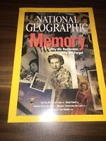 NOVEMBER 2007 MEMORY National Geographic Tonga Death Valley Hubble L ike New