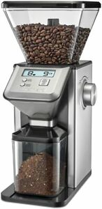 Cuisinart Deluxe Grind Conical Burr Mill - Silver (CBM-20)