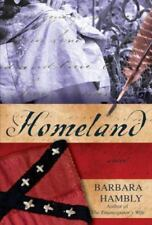 Homeland: A Novel, Hambly, Barbara, Good Book