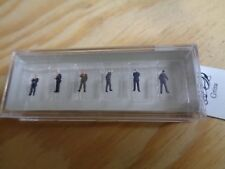 1:200 Preiser 80910 Hommes de Business Figurines. Emballage D'Origine