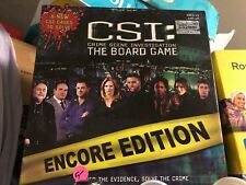 CSI: The Board Game – Encore Edition