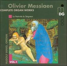 Olivier Messiaen: Complete Organ Works, Vol. 1 (CD, May-1996, MDG)
