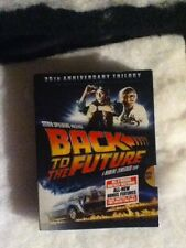 Back To The Future 25th Anniversary Trilogy DVD 3 Movies Set