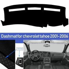 Dashmat Dashboard Cover Dash Sunshade Protect Mat for 2000 -2006 CHEVROLET TAHOE