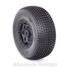 AKA Racing Enduro 3 Wide Short Course Tires (Mounted) (Ultra Soft) (TEN-SCTE)(2)
