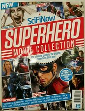 SciFiNow Superhero Movie Collection Ultimate Guide Issue 4 2016 FREE SHIPPING JB