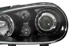 VW Golf Mk4 Black inner R32 Look Projector Headlights with Fogs 1 pair