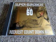 2CD SUPER EUROBEAT VOL.60 AVCD-10060 1995