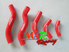 for HONDA CR125R CR 125 R 1998 1999 silicone radiator hose red brand new