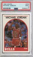 1989/90 Hoops Michael Jordan #200 PSA 9